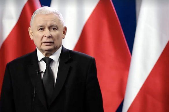 Jarosław Kaczyński е срещу кожухарската индустрия.