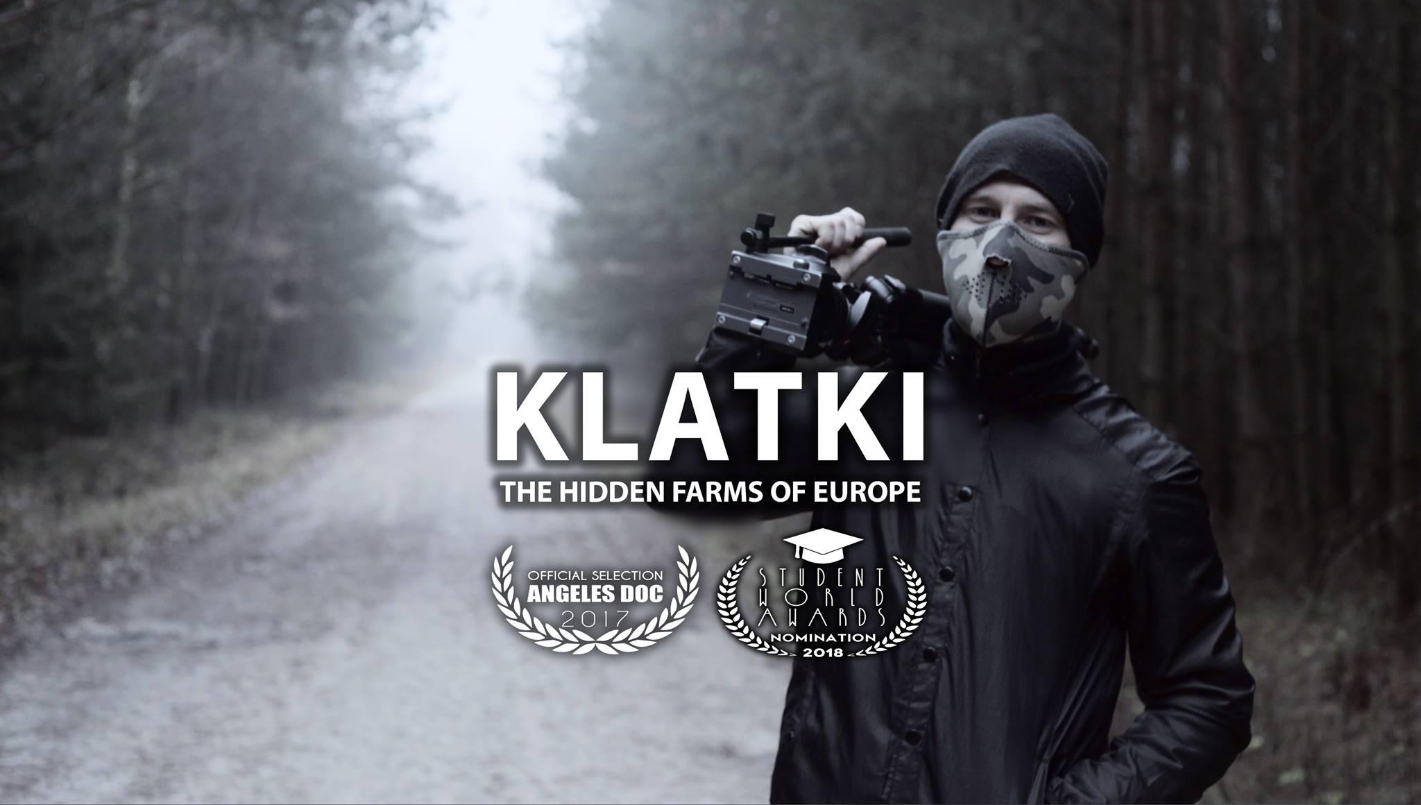 Плакат на филма Klatki