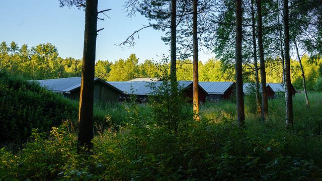 Една от контролираните ферми във Финландия.