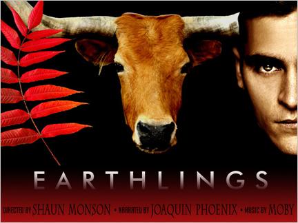 """Хоакин Финикс озвучава """"Земляни"""" (Earthlings)."""